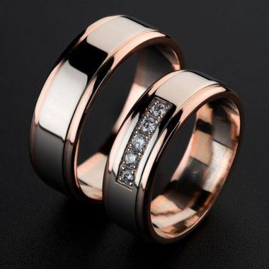 Vestuviniai žiedai Nr.V011